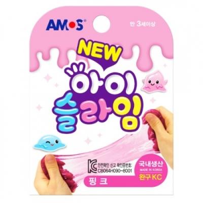 [아모스] 아이슬라임 70g 핑크 [개/1] 409562
