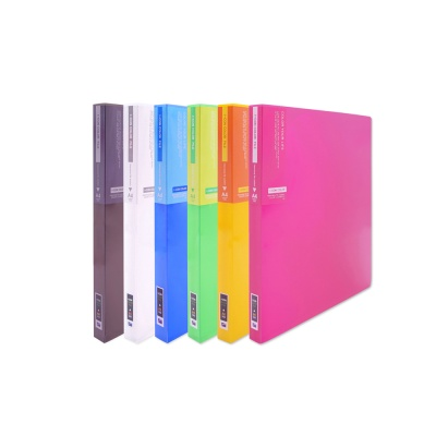 아이콘 컬렉션 크리어화일 40매 HS157