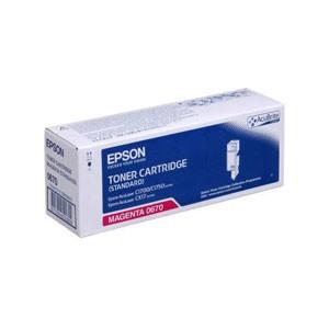 엡손(EPSON) 토너 C13S050670 / Magenta / C1700,1750,CX17 / (0.7K)