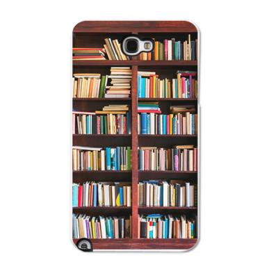 BOOK BOOK HARD CASE(갤럭시노트2)