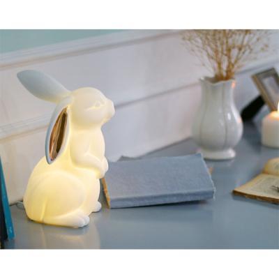 [OR] 귀여운 토끼 인테리어 소품 LED 래빗 스탠드