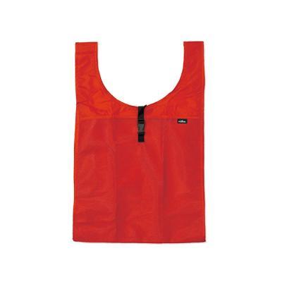 [nahe] 휴대용 장바구니 접이식 시장가방 에코백 Red
