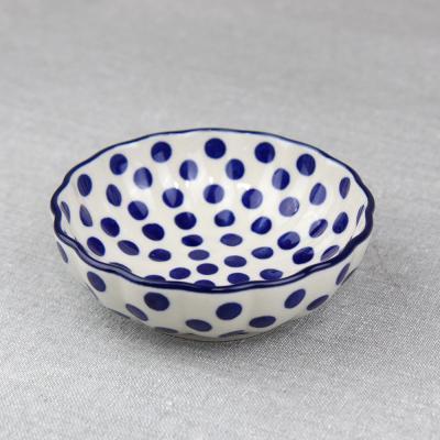 폴란드그릇 아티스티나 찬기 프릴볼 소 패턴61