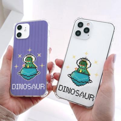 걍쏘 도트픽셀공룡 방탄케이스
