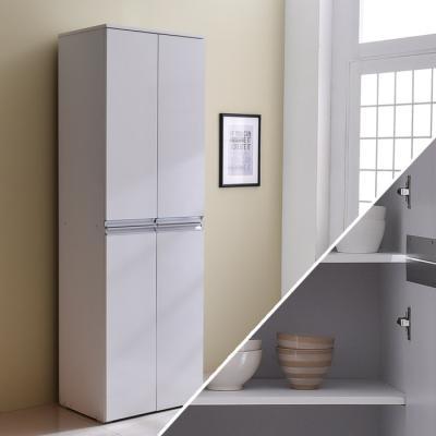 [랜선할인]화이트A 키큰 주방수납장 DKD012A