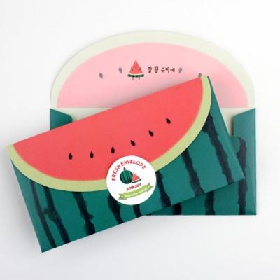 수박 과일 봉투(015-ME-0002)