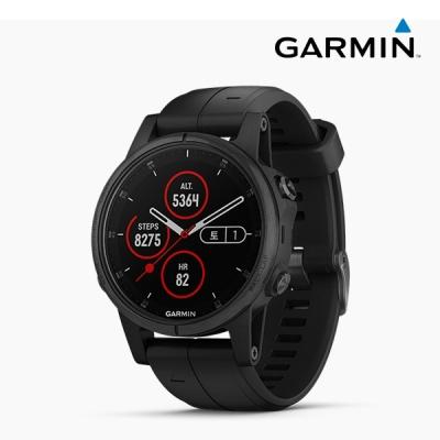 가민 피닉스 5S 플러스 GARMIN fenix 5S Plus (블랙)