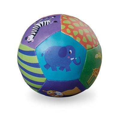 Jungle Soft Plush ball