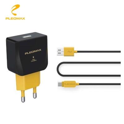 플레오맥스 9V 1.67A 급속 가정용 충전기