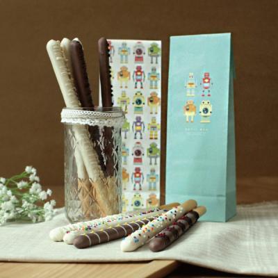 초콜릿 막대과자 만들기 DIY 세트 (로봇스타) 초콜렛