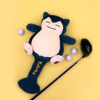 포켓몬스터 잠만보 인형 캐릭터 골프커버