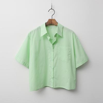 James Pocket Shirts - 반팔
