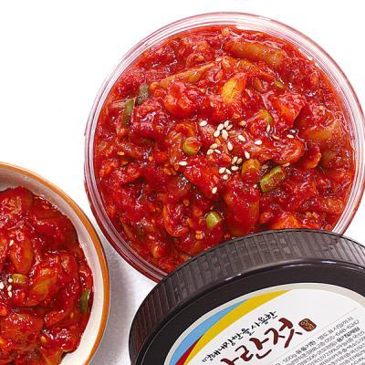 [맛있는통영] 창란젓(특) 500g