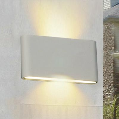 심플라이닝 벽등 (블랙,화이트) (LED전구포함)