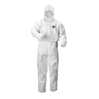 [유한킴벌리] 크린가드A30보호복 후드특대 흰색 (8벌) 43035 [팩/1] 330965