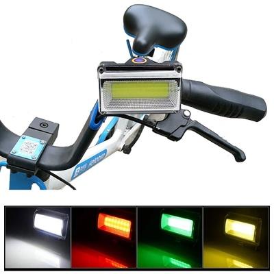 LED 자전거 랜턴 전조등 안전등 후미등 자전거라이트