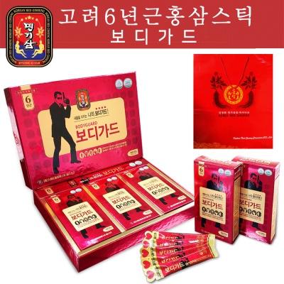 명기삼 보디가드 홍삼 스틱 300g(10gx30개)