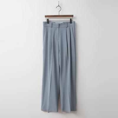 Well Pintuck Wide Pants