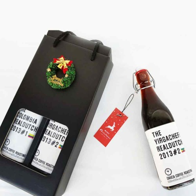 크리스마스 선물용더치커피 500ml-g-2종셋트