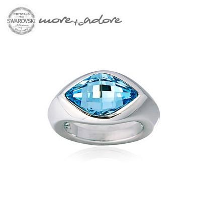 [모어투어도어] moretoadore Lemon Stone Ring 아쿠아 반지 ( 5065255 / 5065254 / 5065253 )