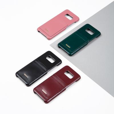 Fennec Leather GalaxyS8 Card Case