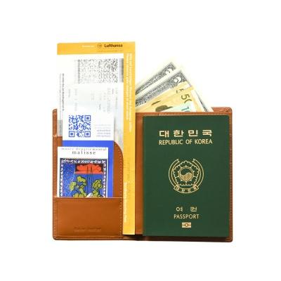 홀인원 여권지갑 (RFID 해킹방지)