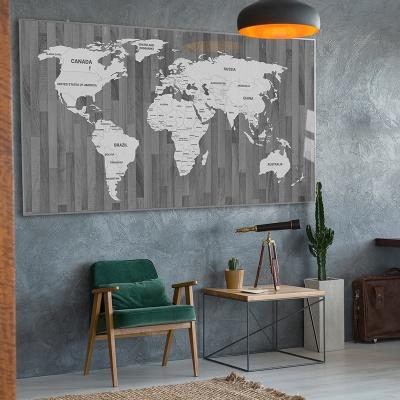 트레블 세계지도 보드 100x220(cm)