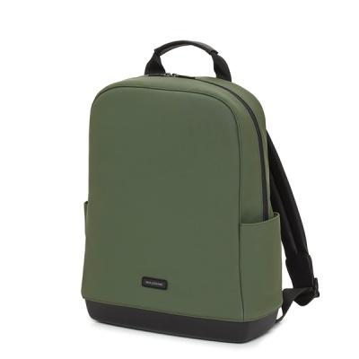 몰스킨 T 백팩 컬렉션-소프트 터치 PU, 포레스트 그린