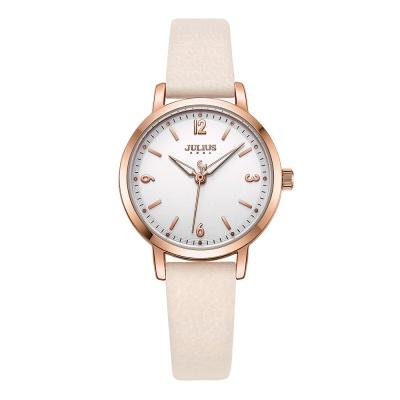 [쥴리어스공식] JA-1070 여성시계 가죽시계