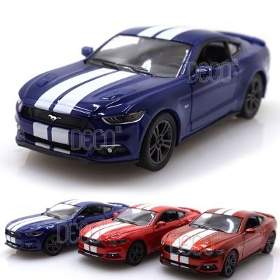 2015 포드 머스탱 GT 프린팅 미니카 다이캐스트 모형