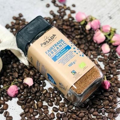 라포사다 유기농 마일드 로스트 디카페인 커피 100g