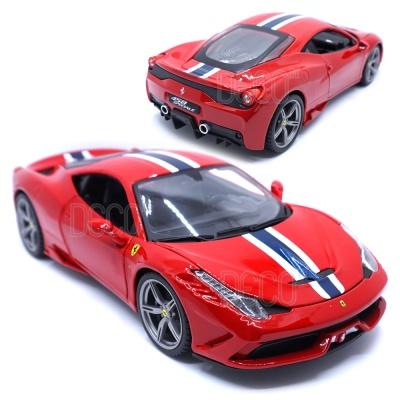 1:18 페라리 458 스페셜 다이캐스트 미니카 모형