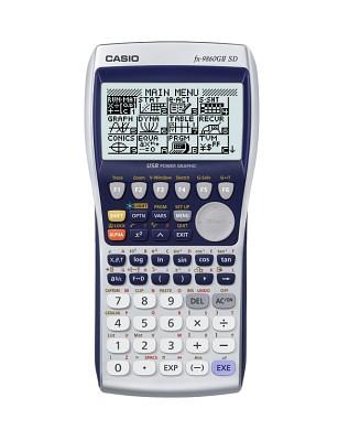 카시오 공학용 전자계산기 FX-9860G2SD