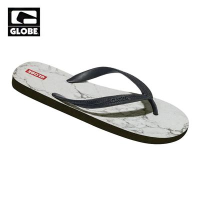 [GLOBE] MARBLE SANDAL (GREY/WHITE/RED)