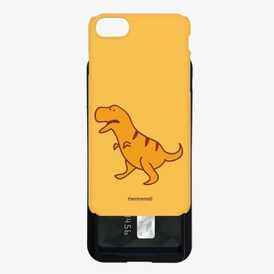 노랑공룡 카드슬라이드 케이스