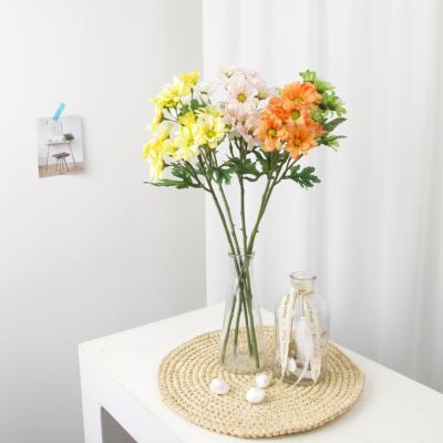 고속터미널꽃시장 데이지꽃 45cm 시들지않는꽃