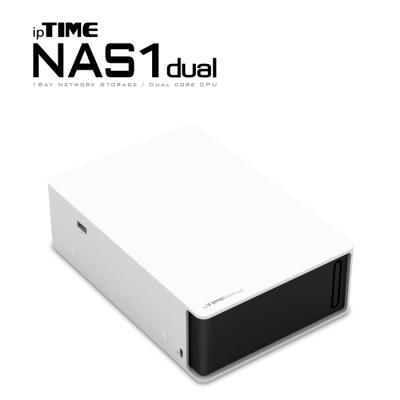 (아이피타임) ipTIME NAS1 dual 네트워크스토리지