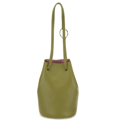 Fennec Bucket Bag-Olive