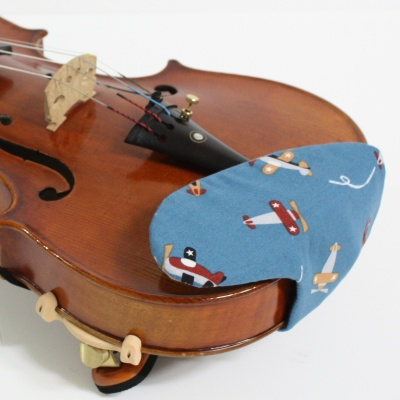 어린이 바이올린 핸드메이드 턱받침 커버 No3