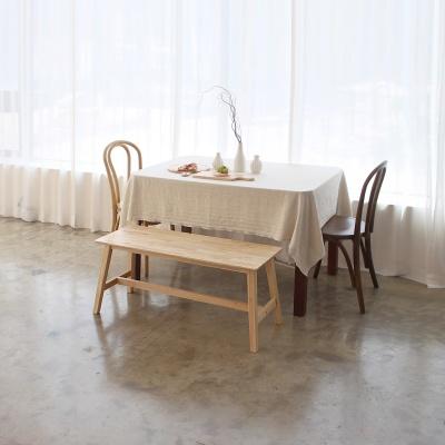 에코상사 원목 식탁벤치 다용도스툴