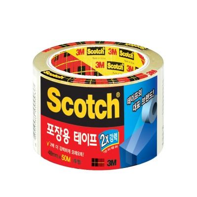 3M 스카치™ 포장용 테이프 3615 (48mmx50M)