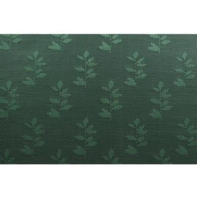 광섬유 테이블매트 식탁매트 식당 주방 녹색나뭇잎