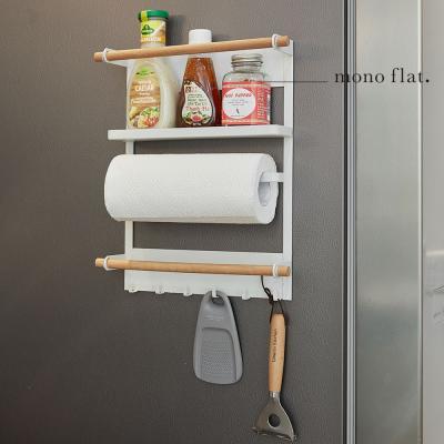 모노플랫 마그네틱 냉장고 사이드 선반 (소)