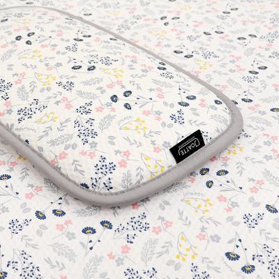 [조아뜨] 플라워 아기 3D 에어매쉬 매트 베개 SET