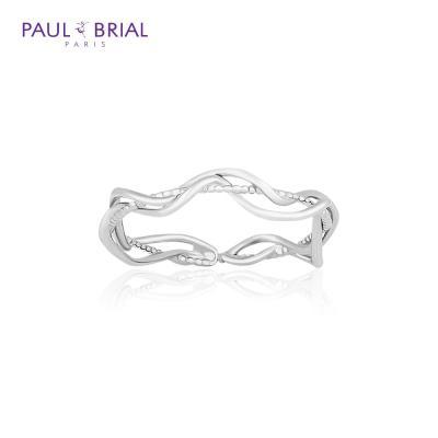 폴브리알 POBR0141 (WG) 플로우 반지