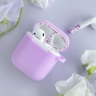 에어팟 철가루 방지 스티커 봄꽃 에디션