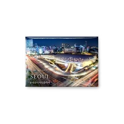 한국 여행마그넷 기념품 동대문 DDP_인테리어자석
