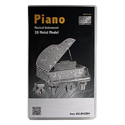[3D메탈웍스] 피아노 (3DM540371)M12204 금속조립키트
