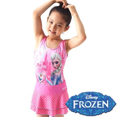 디즈니 겨울왕국 여아 수영복 FR-4517