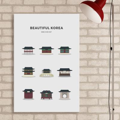iy636-아름다운우리한국_전통_중형노프레임